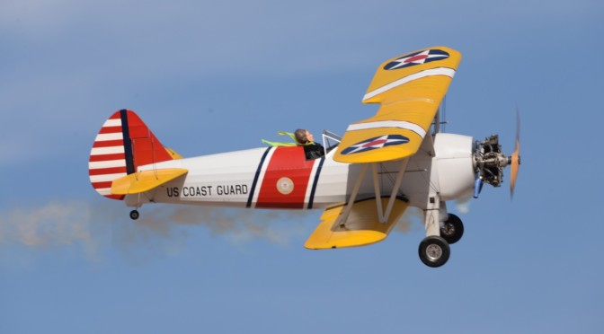 January  2018 –  Annual Winter Warbird's Event